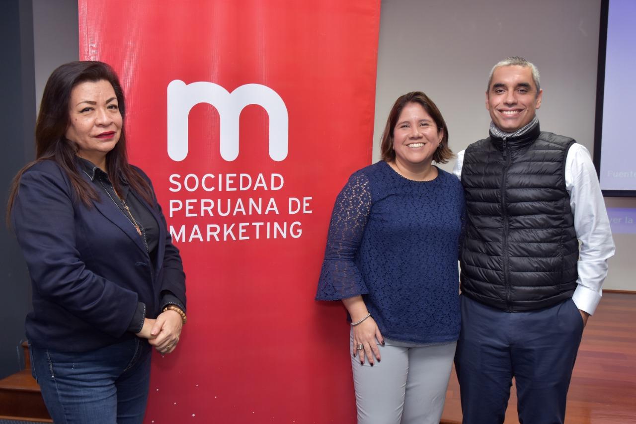 Sociedad Peruana de Marketing realizó ponencia sobre metodología de innovación en salud