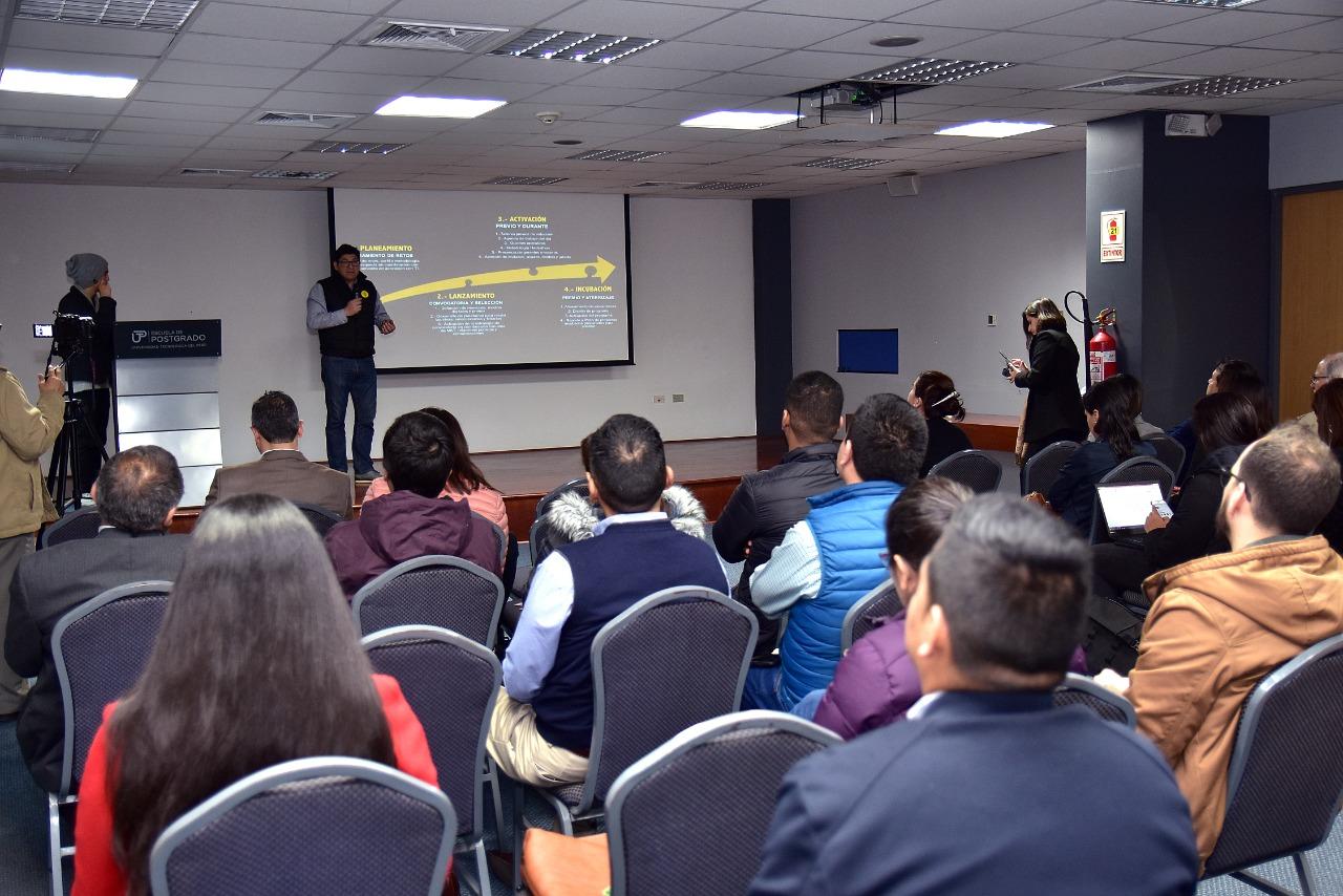 Sociedad Peruana de Marketing presentó conferencia sobre las hackathones